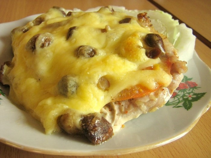 Вкусные мясные блюда рецепты с фото
